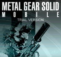 Imágenes del inalcanzable 'Metal Gear Solid Mobile'