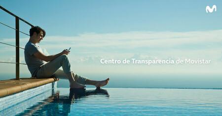 Centro de Transparencia de Movistar: así puedes controlar tu privacidad y gestionar los datos que recopila el operador