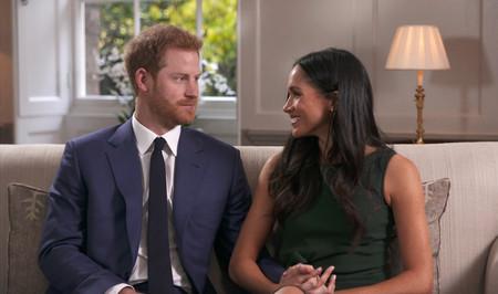 Morimos de amor con la primera entrevista del príncipe Harry y Meghan Markle
