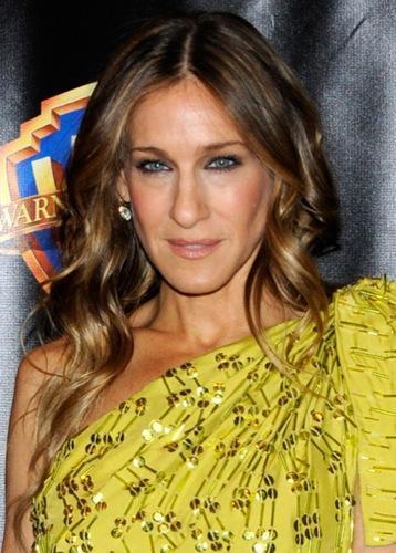 Tendencias en peinados para la Primavera-Verano 2010: el estilo de las celebrities. Sarah Jessica Parker