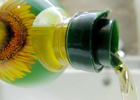 ¿Por qué es menos saludable freir con aceite de girasol?