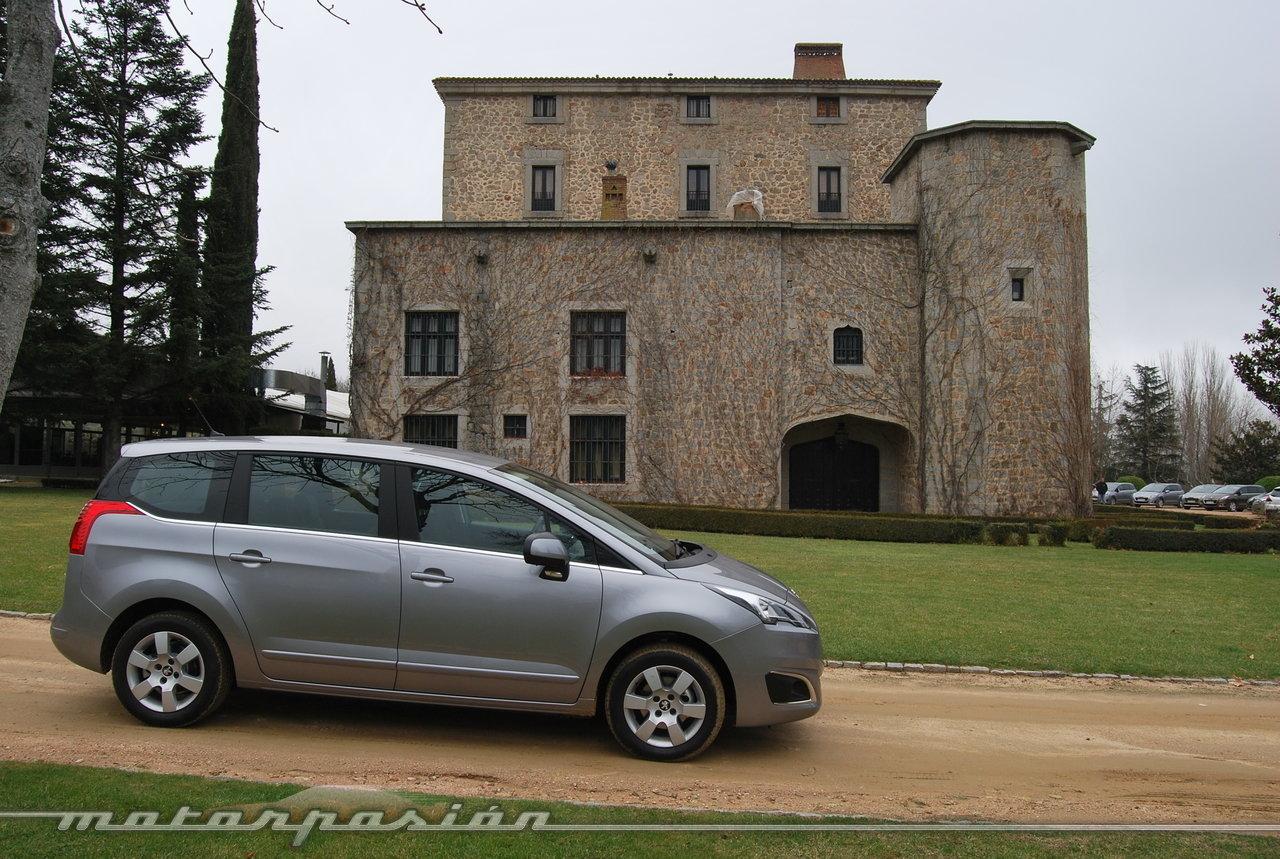 Foto de Peugeot 3008 y 5008 2014 (presentación) (15/22)