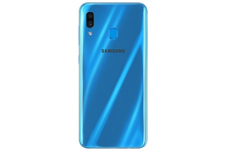 Samsung Galaxy A30 Oficial Trasera