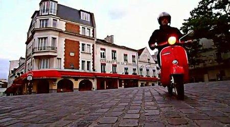 Paseando por París en Primavera