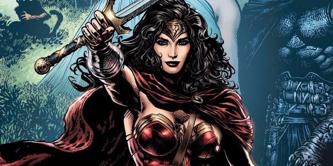 Wonder Woman Sharp