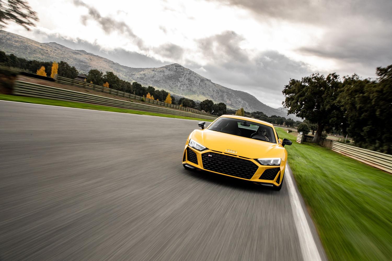 Foto de Audi R8 2019, toma de contacto (12/188)