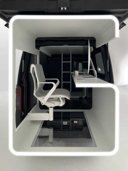 Nissan Office Pod 2