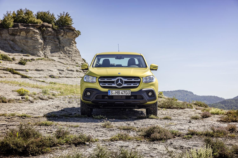 Foto de Mercedes-Benz Clase X Progressive (14/43)