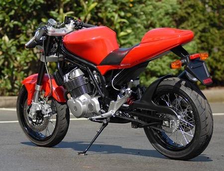Vento 400 Café GT
