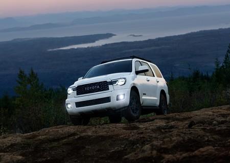 Toyota Sequoia TRD Pro 2020, la versión con más esteroides de la familia promete muchas horas de diversión off-road