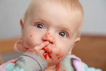 Baby-led Weaning y riesgo de asfixia: los niños que comen trozos no corren más peligro