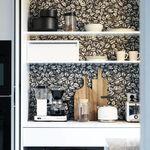 Una zona de desayuno en la cocina; la nueva e (irresistible) tendencia para la cocina