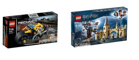 Dos promociones Lego en Toys 'r us para ahorrar un 40% o conseguir un 2x1 en sets Lego Ninjago o Lego Technic