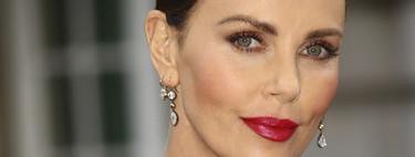 Los labios color fresa triunfan: Charlize Theron y Sophie Turner te lo demuestran