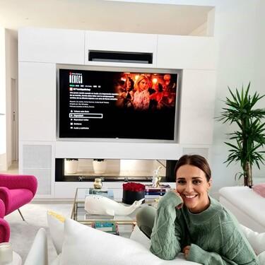 Cinco jerséis de punto trenzado para disfrutar de una tarde de sofá, manta y Netflix al estilo Paula Echevarría