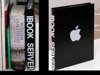 Imagen de la Semana: iBook como libro