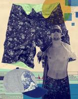 Bañadores y estilo playero por el Pull and Bear