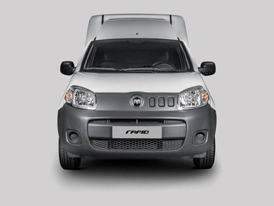RAM ProMaster Rapid, de cuando el Fiat Uno decide salir de repartidor