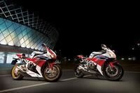 Salón de Milán 2013: Honda CBR1000RR y CBR1000RR SP. ¡Más madera!