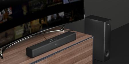 Creative lanza la Stage 360, una barra de sonido económica con sonido Dolby Atmos que llega para conquistar la gama baja