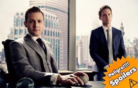 'Suits' vuelve con las energías renovadas