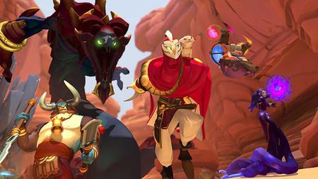 Ya se encuentra abierta la beta de Gigantic en Xbox One y Windows 10