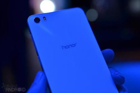 Honor 6, toma de contacto