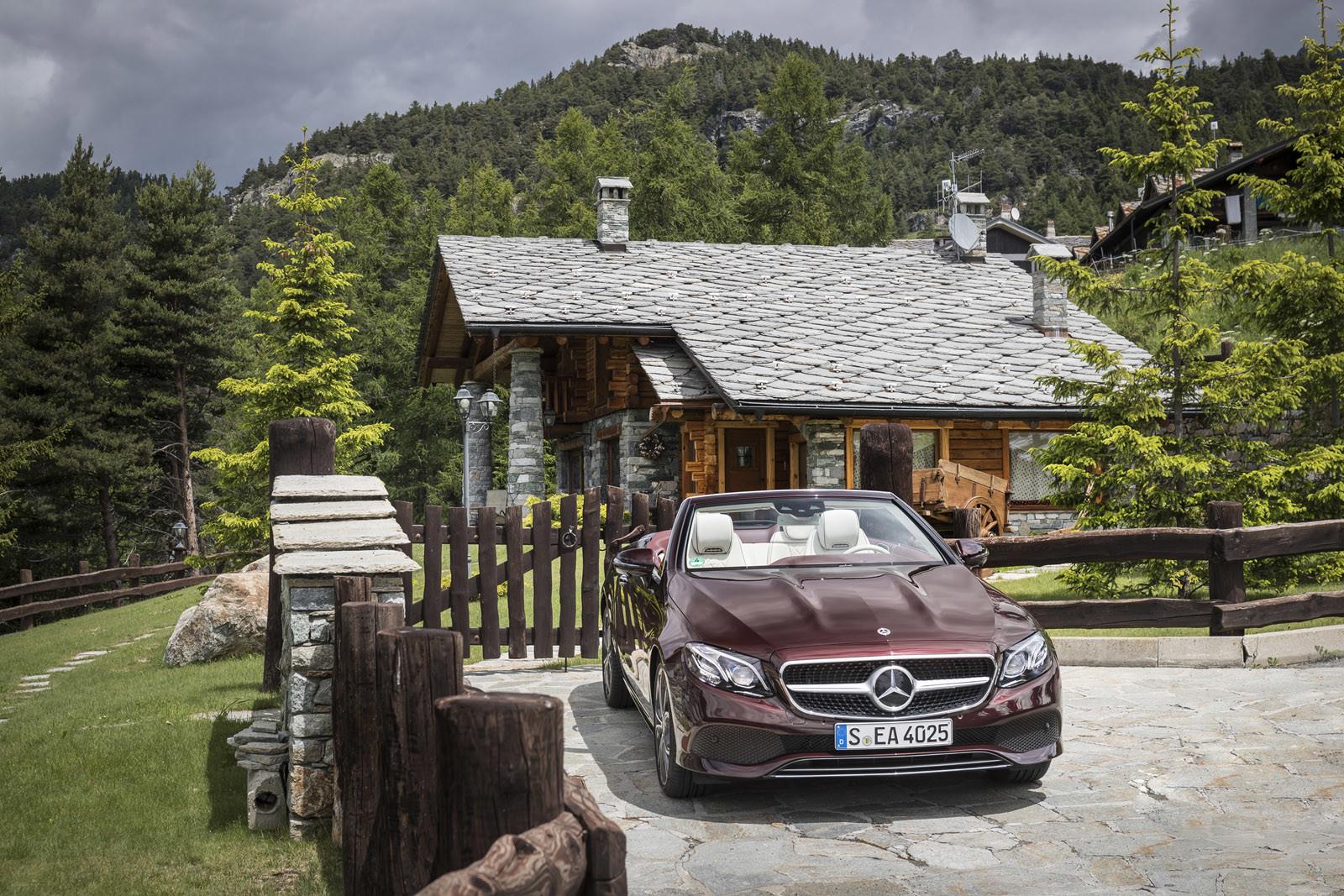 Foto de Mercedes-Benz Clase E Cabrio, toma de contacto (39/156)