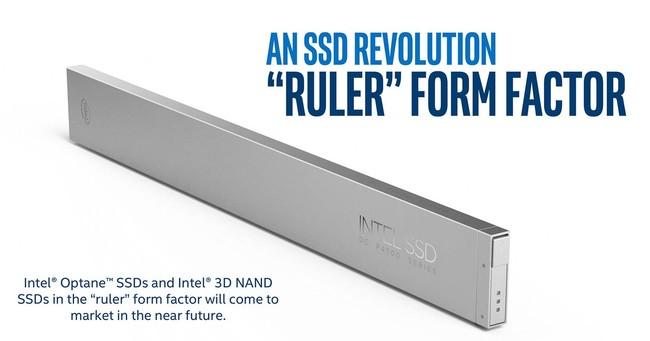 """Intel quiere llegar a unidades SSD de 1 petabyte, y crea el formato """"regla"""" para conseguirlo"""