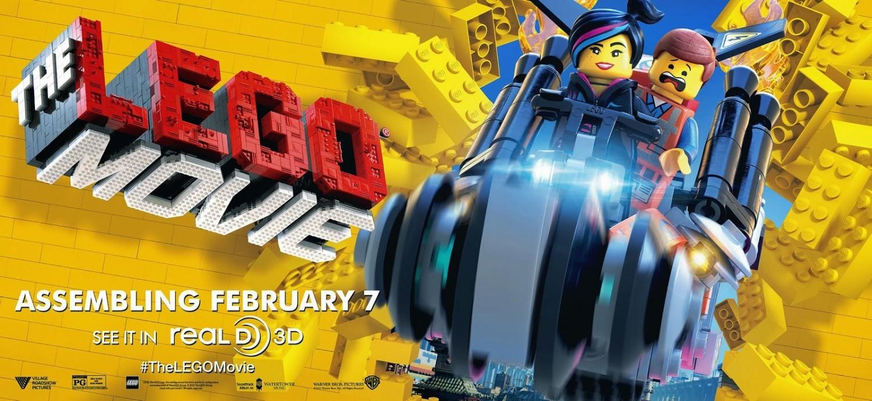 Foto de Carteles de 'La LEGO Película' (10/17)