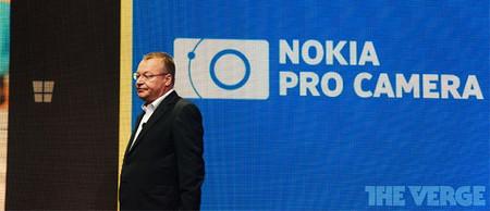 Presentación Nokia Lumia 1020