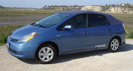 Toyota Prius Convertible