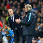 Zinedine Zidane estalla por segunda vez su pantalón en un mes o se calma un poco o cambia de sastre