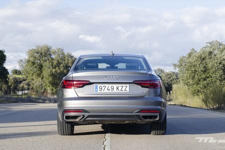Audi A4 2020 Prueba 028