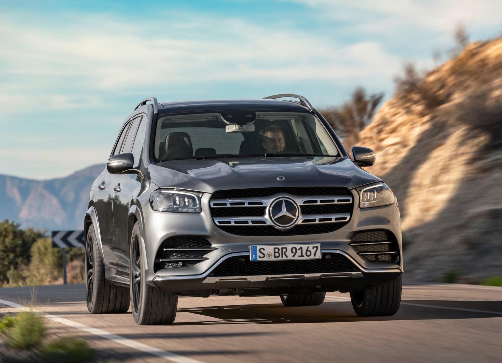 Foto de Mercedes-Benz GLS (10/22)