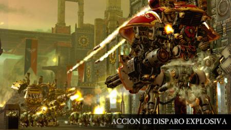 Warhammer 40000 Freeblade Android