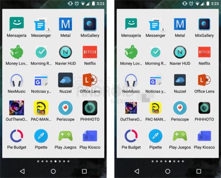 Nova Launcher estrena su estandarización de iconos en la última beta
