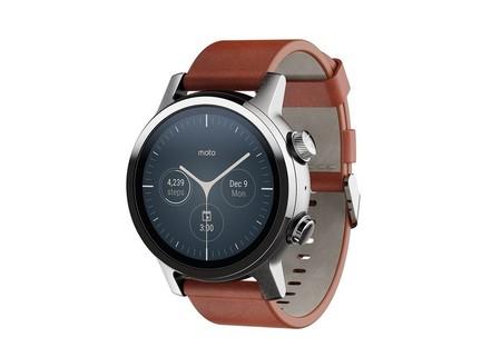 Nuevo Moto 360: el legendario smartwatch se actualiza y regresa al mercado, pero ya no de la mano de Motorola