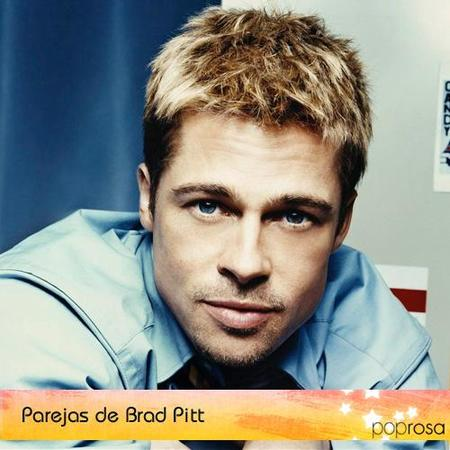Parejas de Poprosa: Brad Pitt