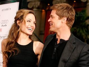 ¡Angelina Jolie y Brad Pitt también se nos casan!