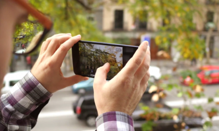 Nexus 6 Camara 2