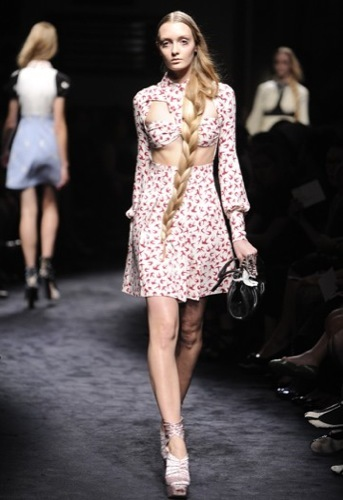 Miu Miu, Primavera-Verano 2010 en la Semana de la Moda de París VI
