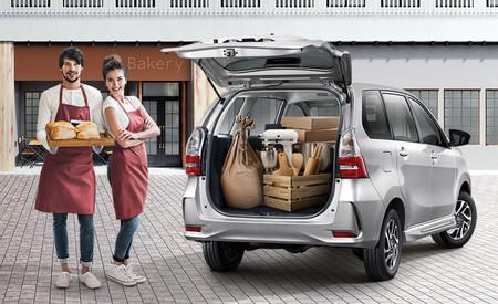 Toyota Avanza 2020 4