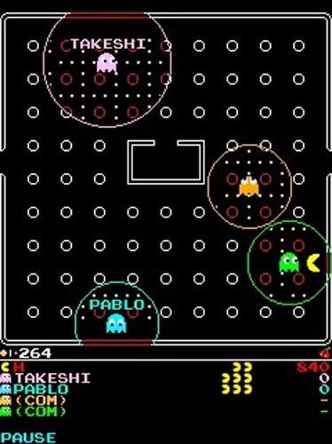PAC-MAN, multijugador en el móvil