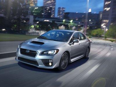 El Subaru WRX recibirá una puesta al día para 2018, pero no será la nueva generación que estamos esperando