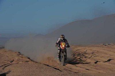 Dakar 2012: Antofagasta - Iquique, etapa 9