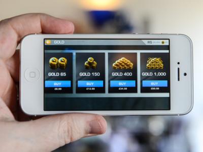 La mitad de los ingresos generados en juegos móviles provienen del 0,19% de los usuarios