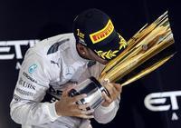 Lewis Hamilton se proclama campeón a lo grande