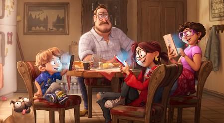 Tráiler de 'Conectados: modo familia', la nueva producción animada de Phil Lord y Christopher Miller
