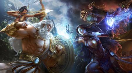 PS4 es la nueva plataforma elegida por los dioses de Smite